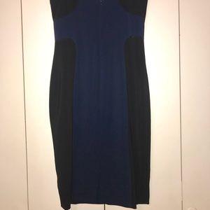 JayGodfree Navy & Black dress